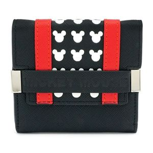 Loungefly Mickey Trifold Purse Wallet