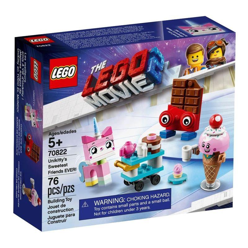 Lego Movie 2 Unikitty's Sweetest Friends Ever