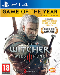 The Witcher III: Wild Hunt - Game of the Year Edition