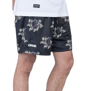 Cayler & Sons Wl Whooo Mesh Men's Shorts Black