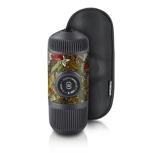 Wacaco Nanopresso Portable Espresso Machine Grey Tattoo Jungle