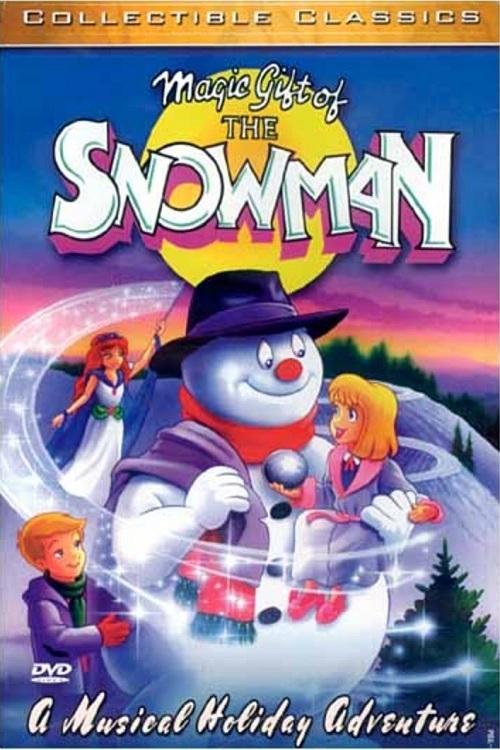 magic gift of the snowman kids family film amp tv