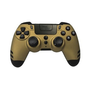 Steelplay Metaltech Wireless Controller Gold for PS4