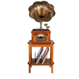 MJI Gramophone Stand Table [Table only]