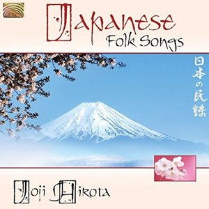 Japanese Folk Songs-Joji Hirota