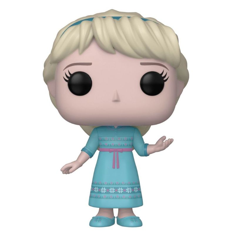 Funko Pop Disney Frozen 2 Young Elsa Vinyl Figure