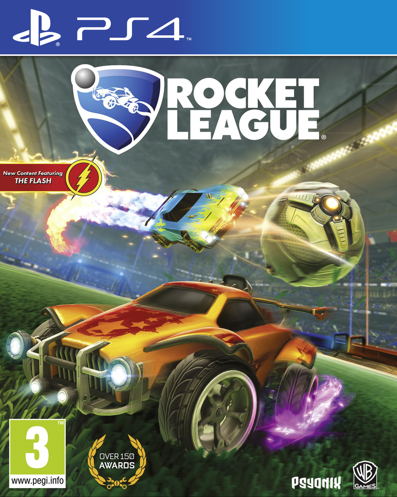 Rocket League Games Ps4 Gaming Virgin Megastore