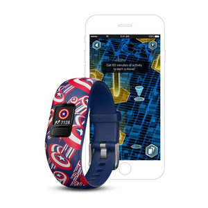 Garmin Vivofit Jr2 Activity Tracker Adjustable Avengers
