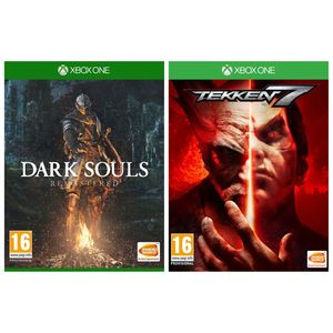Tekken 7 + Dark Souls Remastered [Bundle]