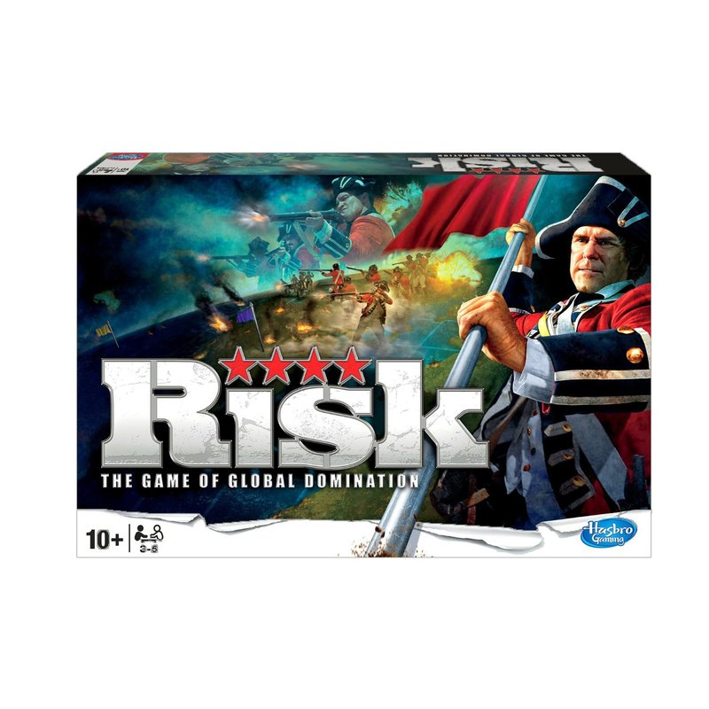 Risk The Game Of World Domination