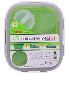 Smart Planet Green Small Eco Lunch Box
