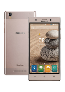 Philips V787 16GB Gold Smartphone
