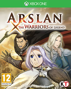 Arslan: The Warriors of Legend [Pre-owned]