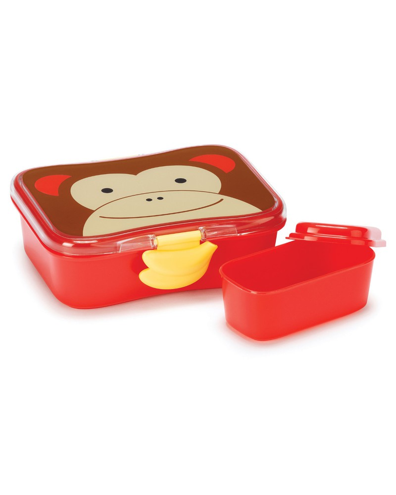 Skip Hop Zoo Lunch Kit Monkey