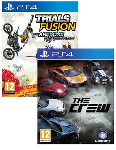Trials Fusion Awesome Max Edition + The Crew