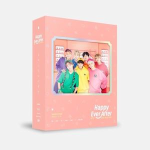 BTS 4th Muster: Happy Ever After [3 Disc Set]