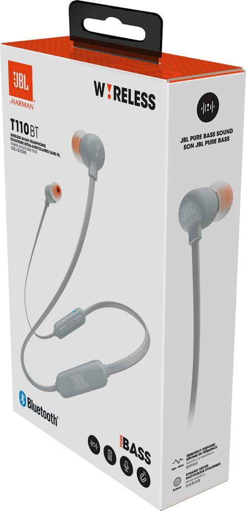 Jbl t110 bluetooth in-ear earphones review