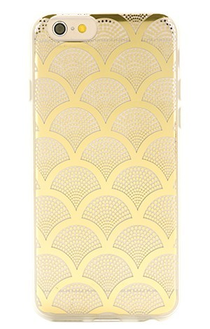 Sonix Gold Lace Case Clear Coat Iphone 6
