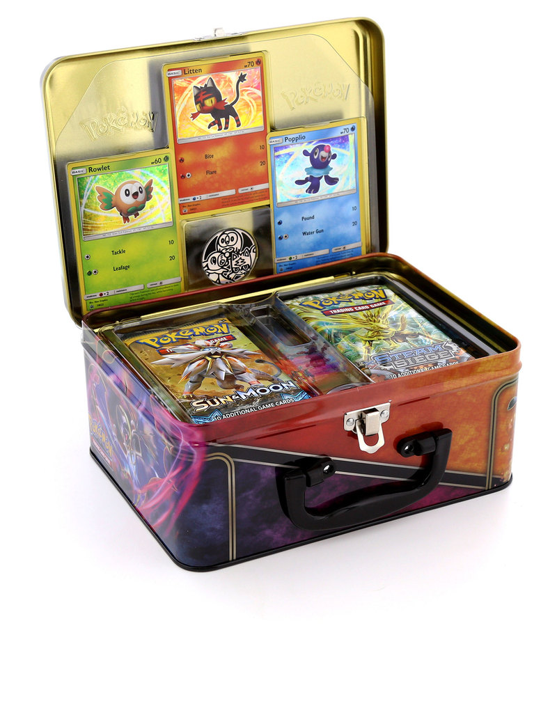 pokemon tcg collector chest spring 2017 trading cards card