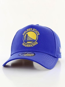 New Era Team Golden State Warriors AF Cap Blue