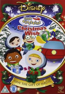 Little Einstein'S The Christmas Wish Dvd