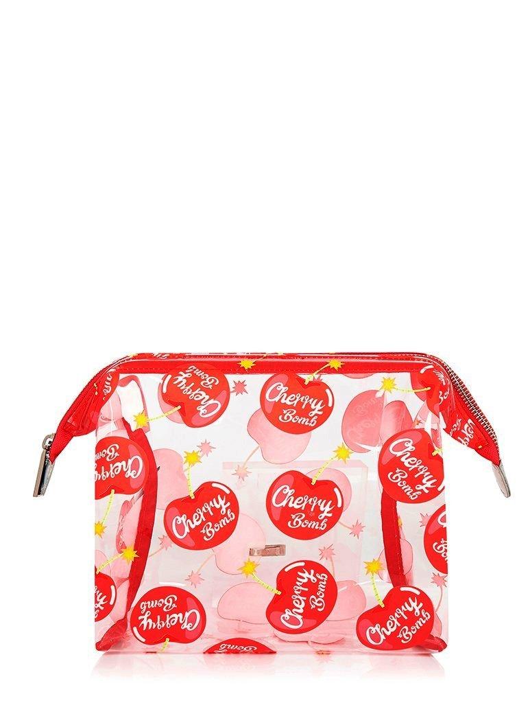 Skinny Dip Washbag Cherry Bomb  fa680b2f5