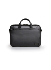 Port Deisgns Zurich Toploading Case Bag Black Fits Laptop up to 15-inch