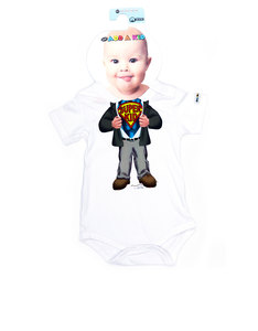 Add A Kid Super Kid Toddler Shirt
