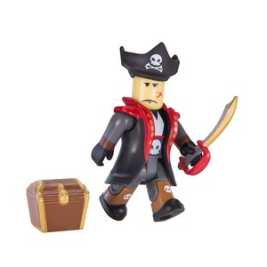 Roblox Captain Rampage Figure