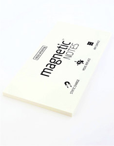 Magnetic Notes White L