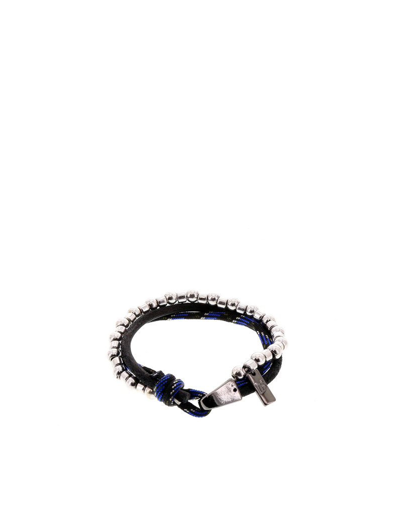 Armed & Dangerous Black Bracelet