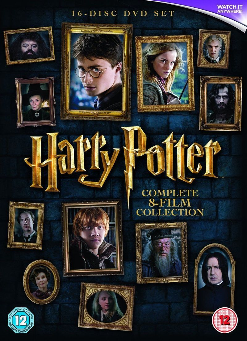Harry Potter The Complete Collection Special Edition 16