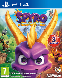Spyro: Reignited Trilogy [Pre-owned]