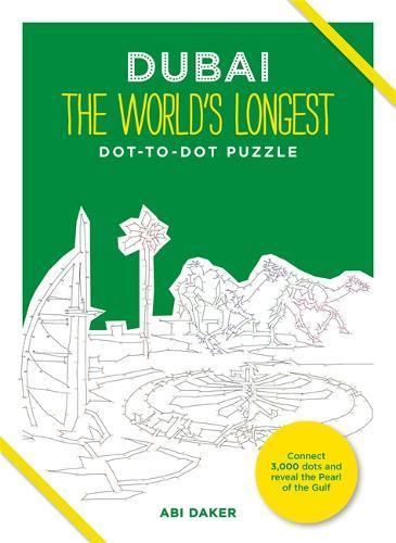 Dubai: The World's Longest dot-to-dot Puzzle