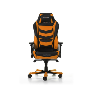 DXRacer Iron Series Black/Orange Gaming Chair