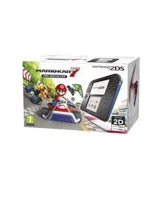 Nintendo 2DS + Mario Kart 7 +1 Game