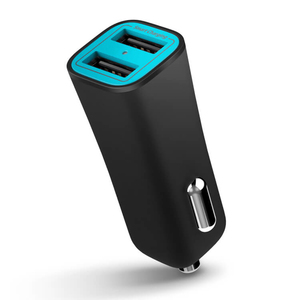 iLuv Mobiseal 2 Black Car Charger
