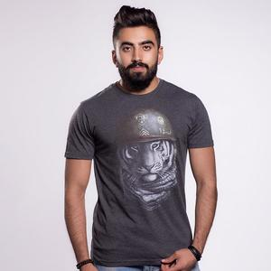 Fanillah Duty Dark Heather Unisex T-Shirt