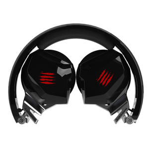 Madcatz Freqm Gloss Black Wired Gaming Headset