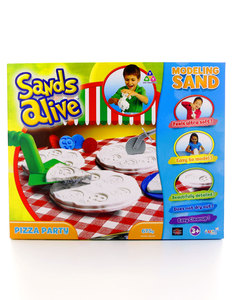 Sands Alive Pizza Party