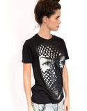 Beyonce Black Mask Black Women'S T-Shirt L