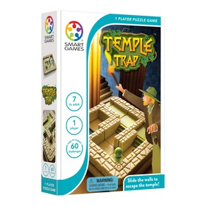 Smartgames Compacts Temple Trap