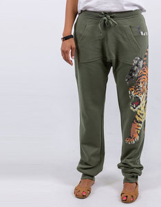 Happiness Asia Streetstyle Turca Army Drop-Crotch Sweatpants