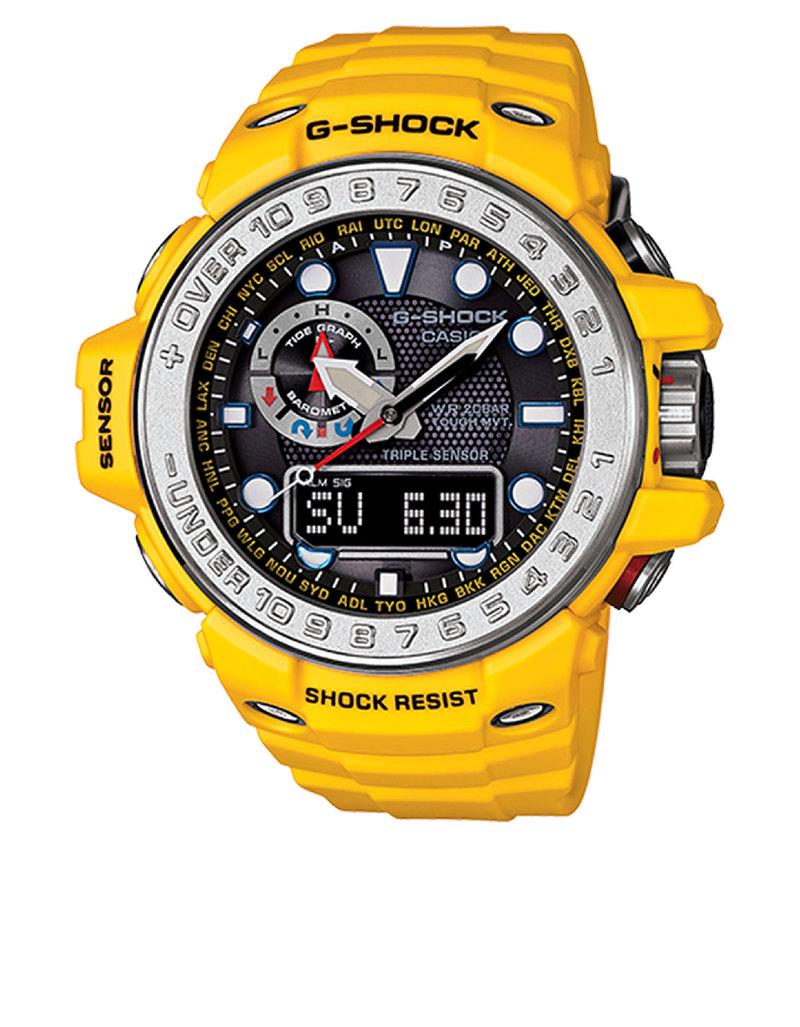 Casio Gwn 1000 9a G Shock Analog Digital Watch