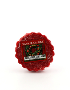 Yankee Candle Tarts/Wax Melts Red Apple Wreath Red