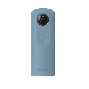 Ricoh Theta SC Blue 360 Spherical Digital Camera