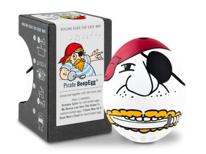 BeepEgg Musical Egg Timer Pirate