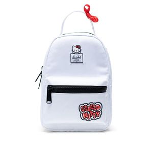 Herschel Hello Kitty 45th Anniversary Nova Mini Backpack White