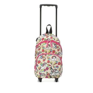 Zip & Zoe Unicorn Kid's Mini Trolley Bag