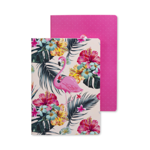 Go Stationery Palm Springs A5 Notebooks [Set of 2]
